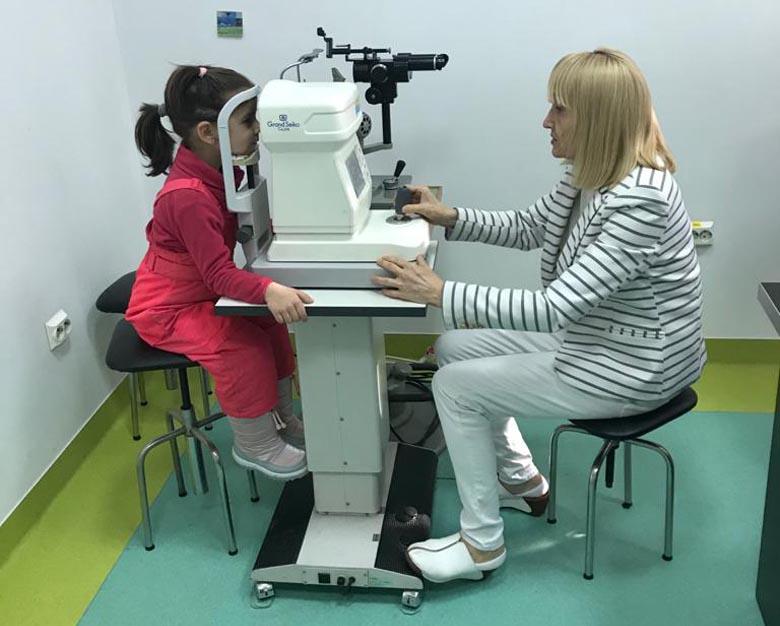 oftalmologie copii